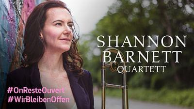 Shannon Barnett Quartett