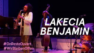 """Lakecia Benjamin: """"Pursuance – The Coltranes"""""""