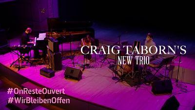 Craig Taborn's New Trio