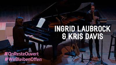 """Ingrid Laubrock & Kris Davis: """"Blood Moon"""""""