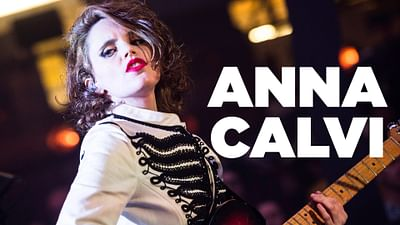 Anna Calvi im Ground Control