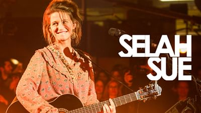 Selah Sue im Ground Control
