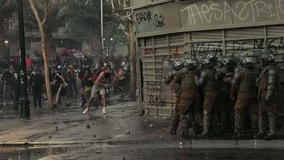 Chile: Gewaltsamer Kampf um eine neue Verfassung