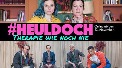 #HEULDOCH - Therapie wie noch nie - Trailer