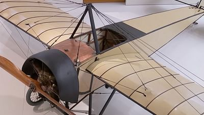 Flughafenmuseum: Die Geschichte der Luftfahrt