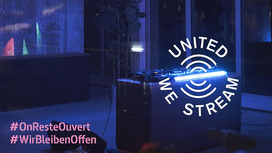 United We Stream Arte