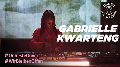Gabrielle Kwarteng @ Atelier im AUFBAU HAUS, Berlin