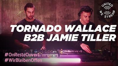 Tornado Wallace B2B Jamie Tiller @ Atelier im AUFBAU HAUS, Berlin