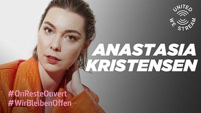 Anastasia Kristensen @ Ved Siden Af Club, Kopenhagen