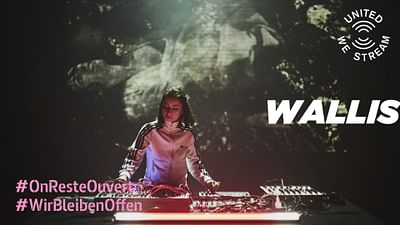 Wallis (live) @ Altes Kraftwerk Rummelsburg, Berlin