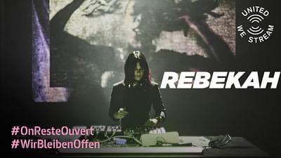 Rebekah (live) @ Altes Kraftwerk Rummelsburg, Berlin