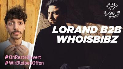 Lorand b2b Whoisbibz @ Beirut