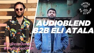 Audioblend b2b Eli Atala @ Beirut