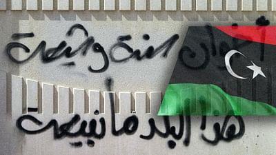 2011: Libyen erhebt sich