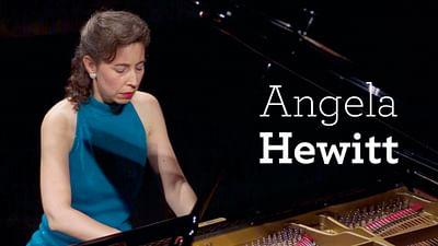 Angela Hewitt spielt die Goldberg-Variationen