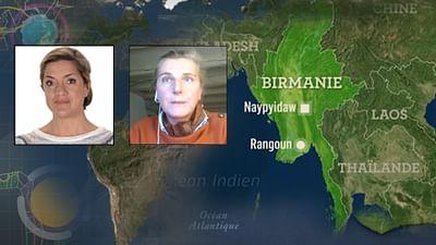 Myanmar: Kampf um Einfluss in Asien - Sophie Boisseau du Rocher