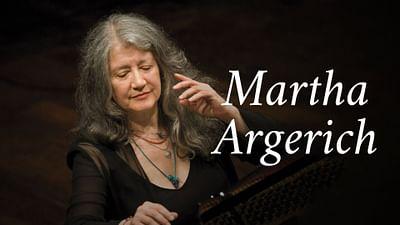 Martha Argerich und das OPRF spielen Werke von Prokofjew