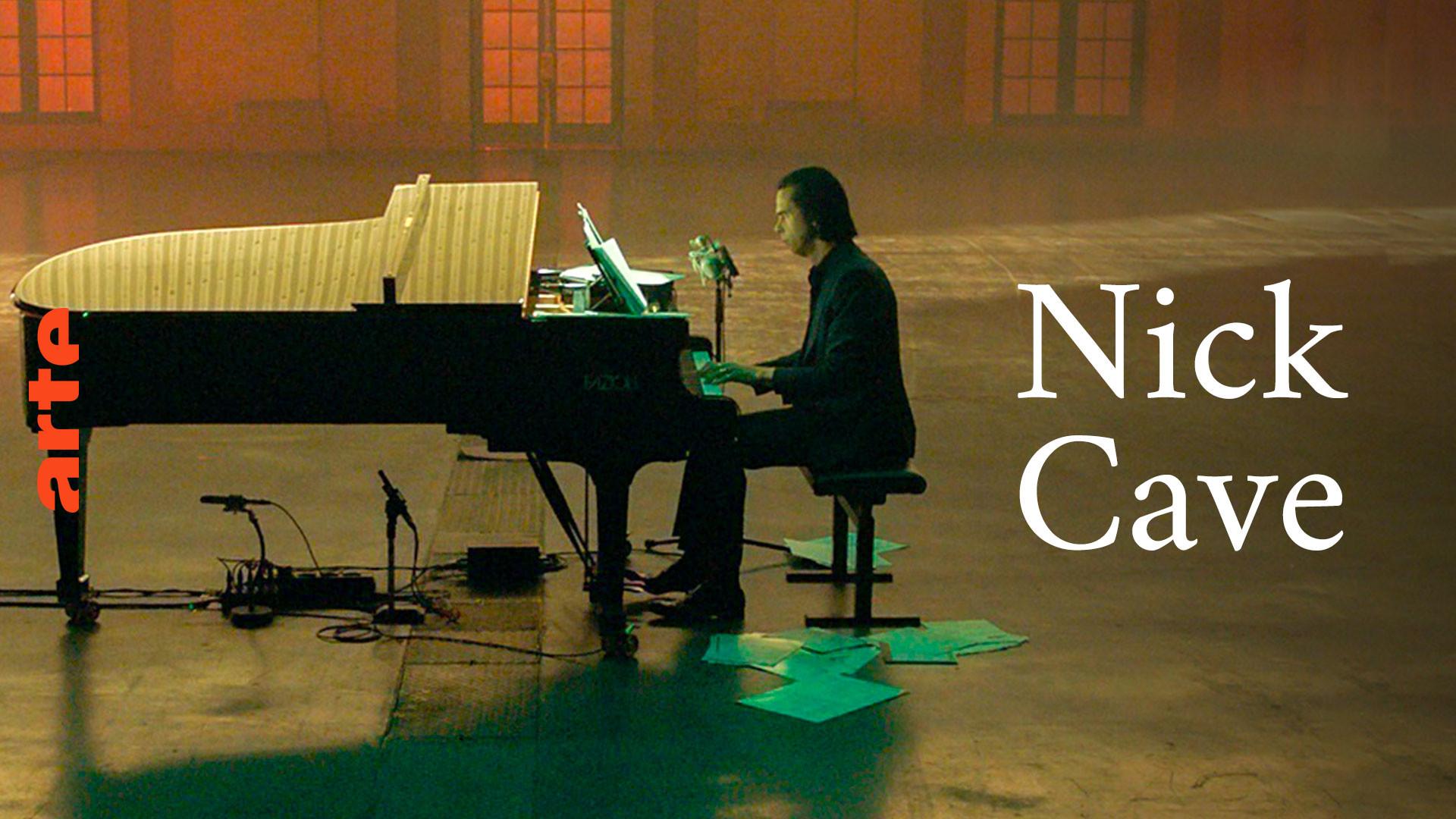 Nick Cave - The Idiot Prayer at Alexandra Palace