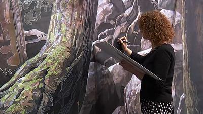 Miyazaki: Vom Animationsfilm auf den Teppich