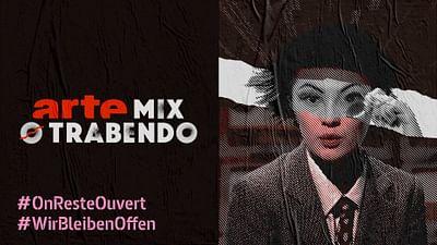 ARTE Mix ø Trabendo mit Arnaud Rebotini, Magenta und Lucie Antunes