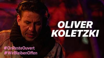 Oliver Koletzki vom Holzmarkt Berlin