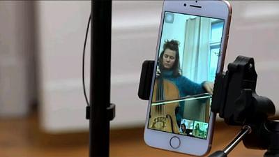 Klassische Musik: Das Stegreif-Orchester betritt den digitalen Raum