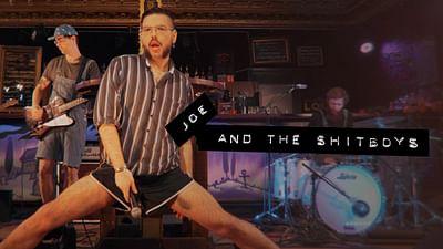 Joe and The Shitboys beim Festival Eurosonic