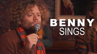 Benny Sings beim Festival Eurosonic