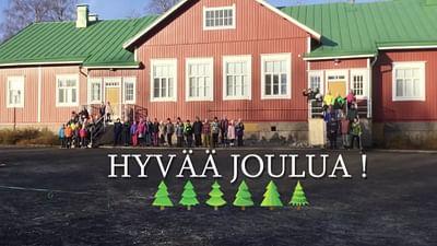 Wir basteln Weihnachtsdeko in Finnland