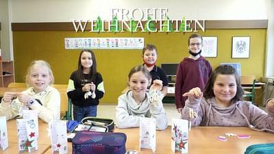 Wir basteln Weihnachtsdeko in Österreich
