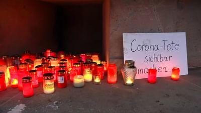 Corona-Tote sichtbar machen