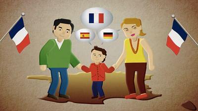 Warum muss man die Landessprache seines Wohnorts können?