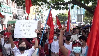 Myanmar: Mitten im Aufstand