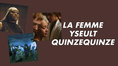 Yseult, La Femme und QuinzeQuinze zu Gast bei Ground Control