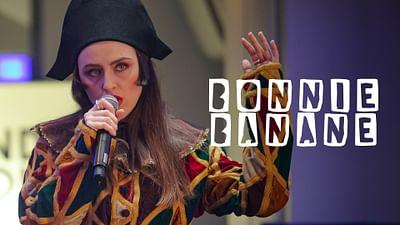 Bonnie Banane zu Gast bei Ground Control
