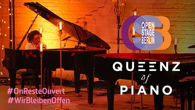 Queenz of Piano bei Open Stage Berlin - Die tägliche Doris