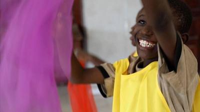 Senegal: Damit Kinder wieder Kinder sein dürfen