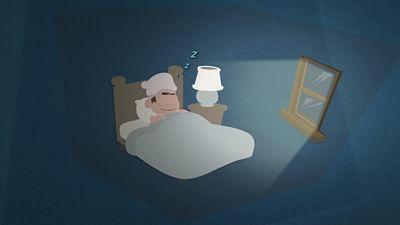 Wie schlafen wir ein?