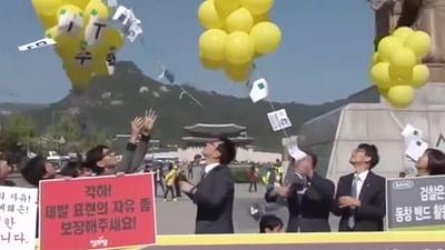 Südkorea: Verbot der Luftballon-Propaganda