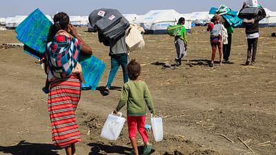 Tigray: Verdacht auf Verbrechen gegen die Menschlichkeit
