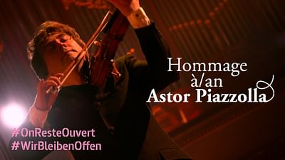 Astor Piazzolla: Die vier Jahreszeiten in Buenos Aires