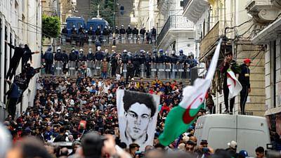 Algerien: Sie demonstrieren wieder