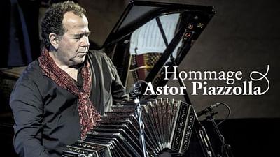 Astor Piazzolla mit Richard Galliano, Leonardo G. Alarcón und das OPRF