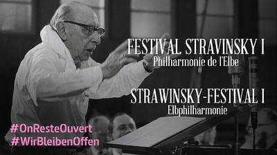 Igor Strawinsky zum 50. Todestag