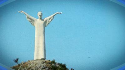 Christus von Maratea: Wer kommt in meine Arme?