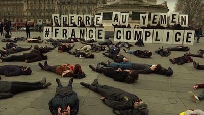 Jemen: Proteste gegen französische Waffengeschäfte