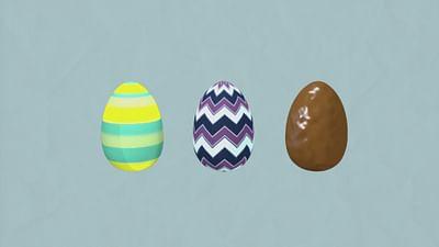 Warum gibt es Eier zu Ostern?
