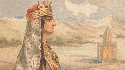 Georgien und Königin Tamars Goldenes Zeitalter