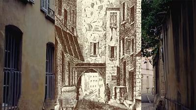 Provence: die Juden des Papstes