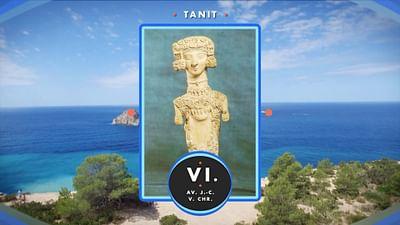 Tanit, die Göttin der Insel der Versuchung
